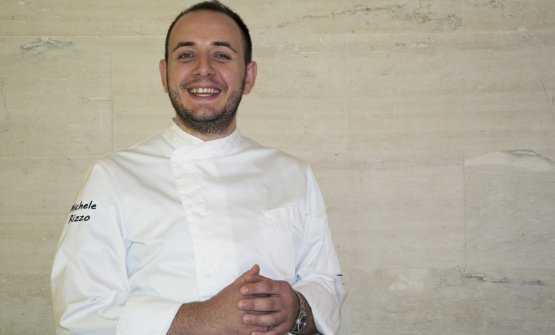 Lo chef Michele Rizzo