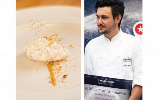 U'Turun e Bunicelli all'epoca dellaSan Pellegrino Young Chef 2015