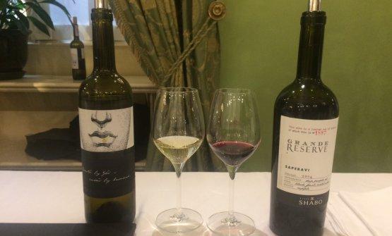 I vini di Shabo