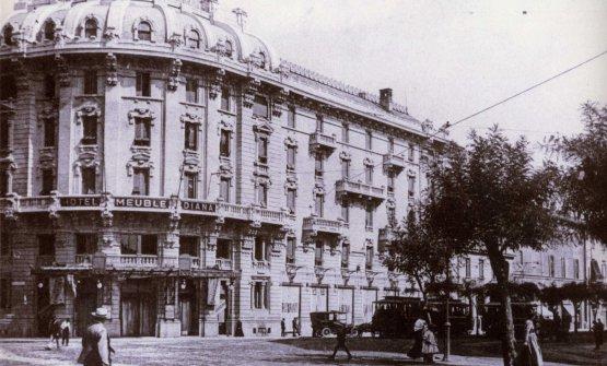 Il Diana Majestic in una foto del 1909, anno successivo all'inaugurazione