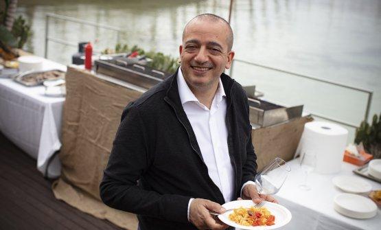 Pino Cuttaia, presidente de Le Soste di Ulisse