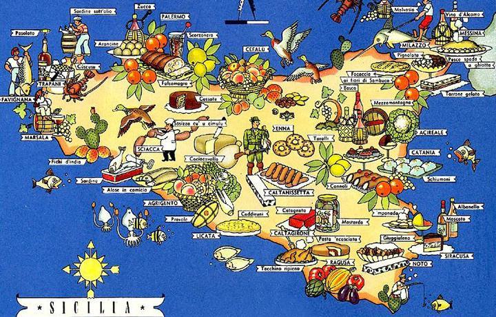 La Sicilia, centro del Mediterraneo, può sfruttar