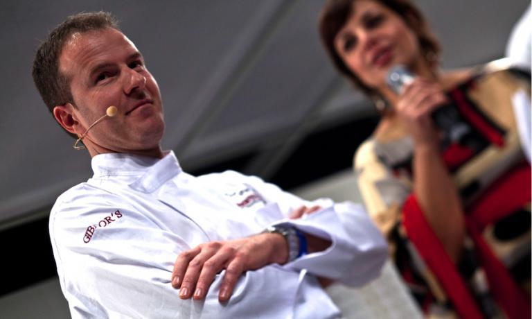 Simone Padoan, il padre della pizza gourmet