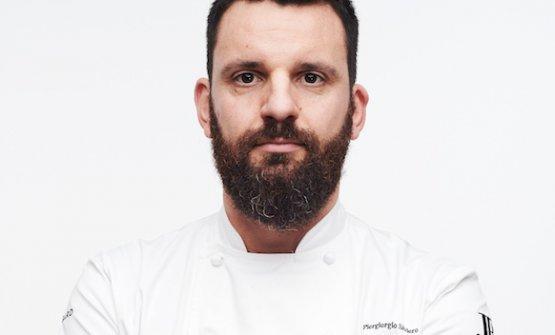 Lo chef e patron Piergiorgio Siviero