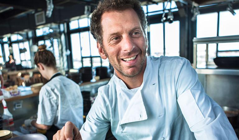 Lo chef sudafricano Luke-Dale Roberts è risultato