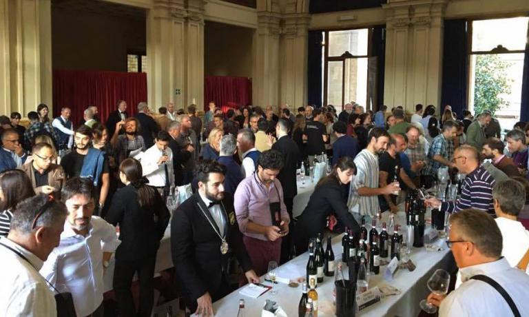 La presentazione della guida Slow Wine a Montecatini