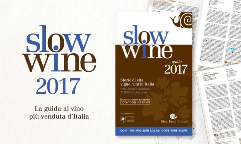 La guida Slow Wine di Slow Food compie sette anni