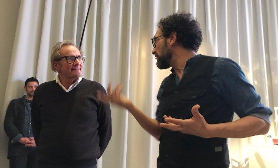 Quaranta con Walter Massa
