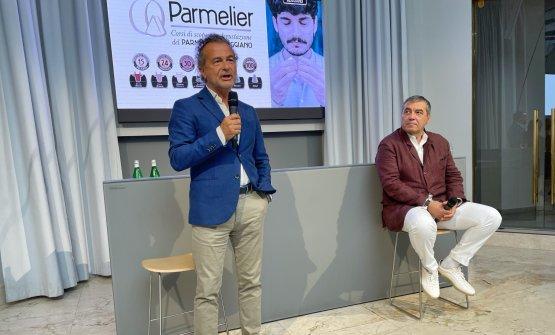 Carlo Mangini, direttore marketing, comunicazione