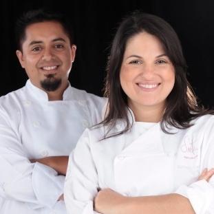 Barbara Verzola e Pablo Pavón