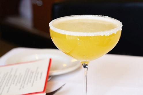 Il cocktail Sorrento e Nuvole