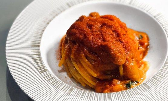 Lo Spaghettone ai trepomodoricosì come viene