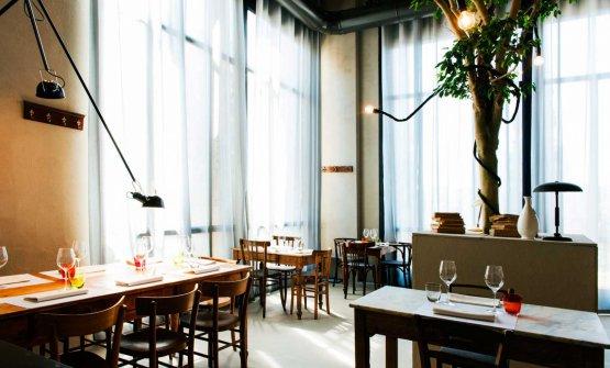 La sala di Spazio a Milano