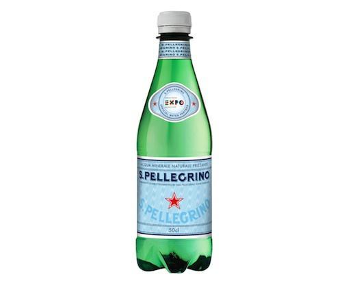 La bottiglia Special Edition S.Pellegrino
