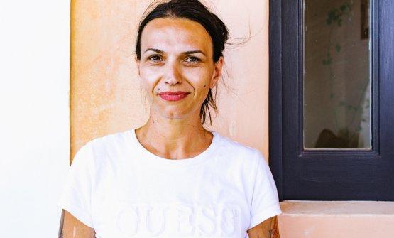 La pizzaiola Petra Antolini. Sarà una delle prossime ospiti della decima edizione di Identità New York: qui tutti i dettagli