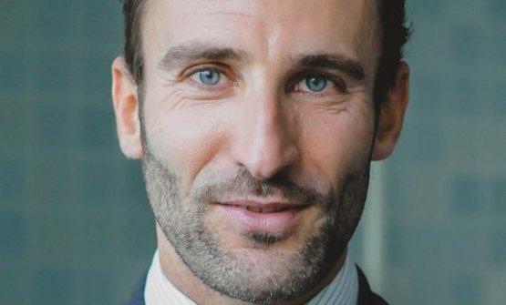 Stefano Marini, CEO del Gruppo S.Pellegrino