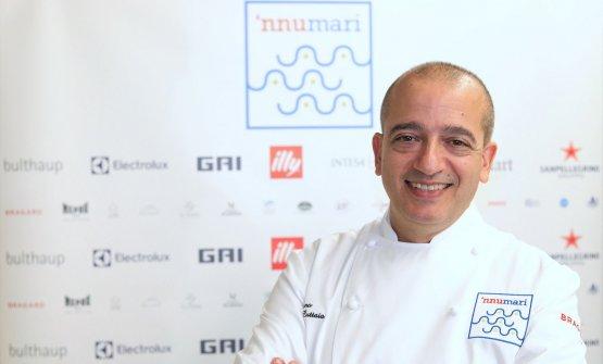 Pino Cuttaia, ideatore del nuovo evento'nnumari, dal 2 al 4 ottobre aLicata
