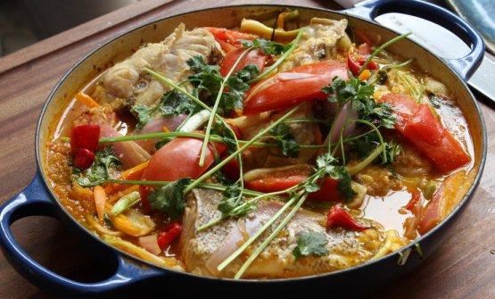 Il sudado de pescado di Gaston Acurio (fotolavanguardia.com)