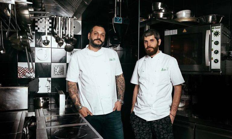 Misha Sukyas e Matteo Simonato, ovvero il duo che anima lo Spice di Milano