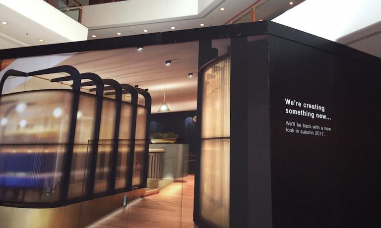 Il ristorante gourmet all'interno del Four Seasons di Sydney rimarrà chiuso fino al prossimo autunno. Quando riaprirà sarà completamente nuovo