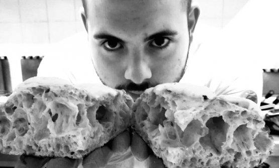 Francesco Pompetti, 24 anni