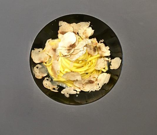 Taglioni al tartufo, un grande classico ben realizzato daEmil Cerioli