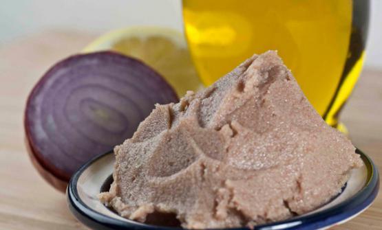 Taramosalata, crema di uova di pesce, appetizer cretese