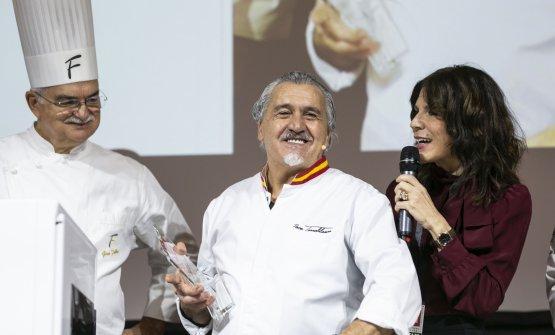 Paco Torreblanca a Milano, tra Gino Fabbri e Carla Icardi