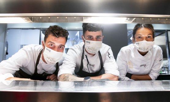 Resident chefs