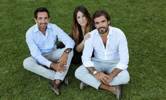 Balbino, Francesca Romana e Federico Terenzi sono