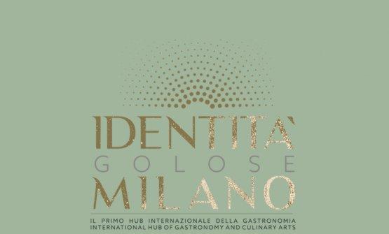 Ecco la testata di apertura del sito di Identità Golose Milano: da oggi online