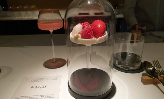 The Last Petal, Dessert Bar