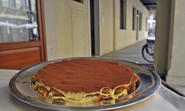 Lo storico Tiramisù delle Beccherie a Treviso da dove il celeberrimo dolce è partito alal conquista del mondo