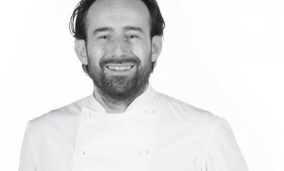Luca Tomasicchio, chef della Tola Rasa