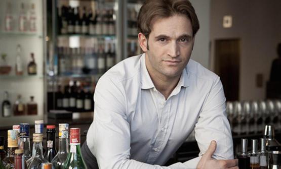 Tommaso Cecca,bar manager & head of mixology del Café Trussardi alla Scala di Milano