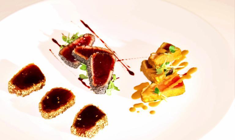 La metamorfosi del tonno mediterraneo è il piatto