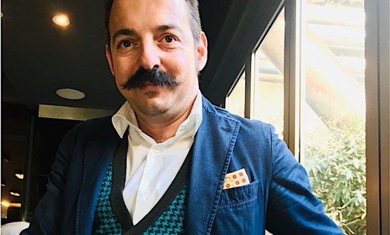 Tony Melillo, direttore della Griglia di Varrone MIlano