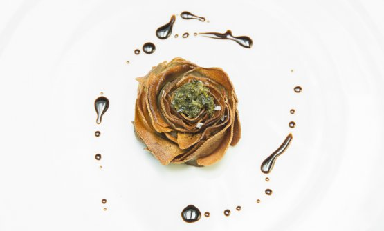 Topinambur come un carciofo: il piatto dell'in