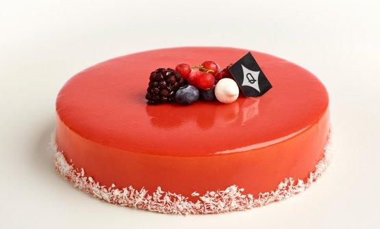 La torta Tahiti