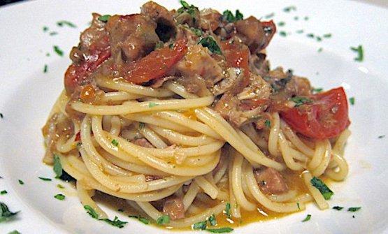 Spaghetti alla trabaccolara (foto buonissimo.org)