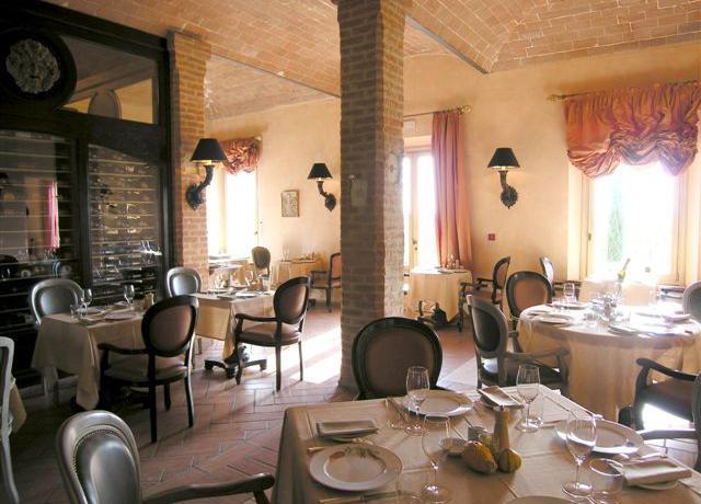 La bella sala del Casual di Bergamo