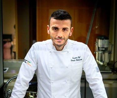 Carmelo Trentacosti, executive chef delMEC