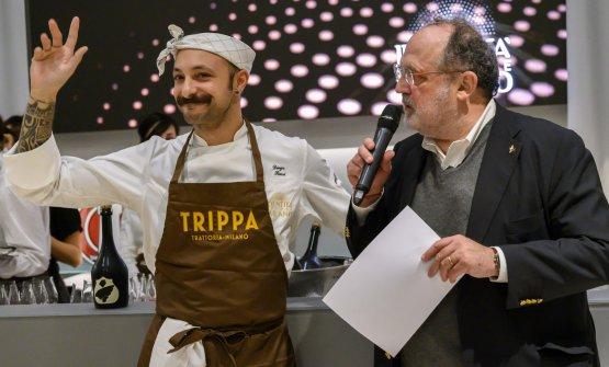 Rossi e Paolo Marchi