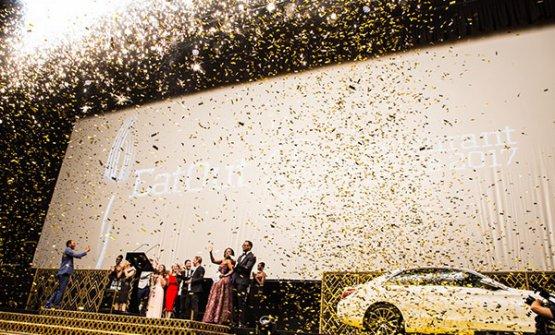 The Test Kitchen di Luke Dale-Roberts premiato per la sesta volta consecutiva miglior ristorante del Sudafrica per gli Eat Out Awards. Ma la nostra Giovanna Sartor lamenta la scarsa attenzione per gli ottimi ristoranti italiani che hanno aperto nel Paese...