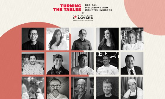 Turning the tables: domani sera il forum digitale sul futuro della ristorazione