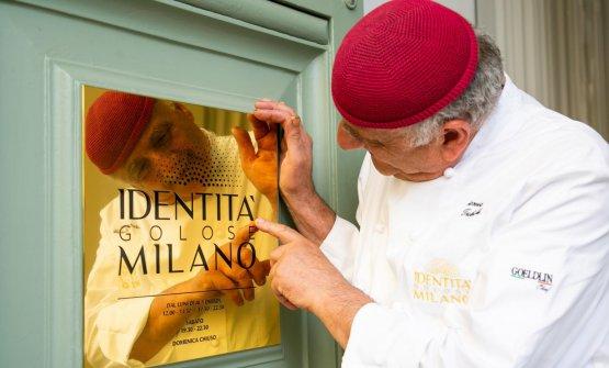 Antonio Tubelli, chef del Baroq Art Bistrot di Nap