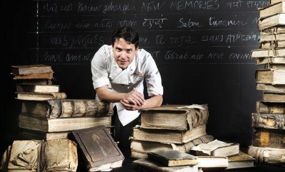 Virgilio Martinez a Identità Milano 2019