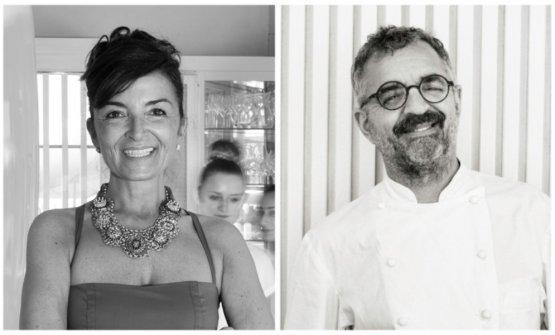 Catia e Mauro Uliassi: nel 2020 festeggeranno tren