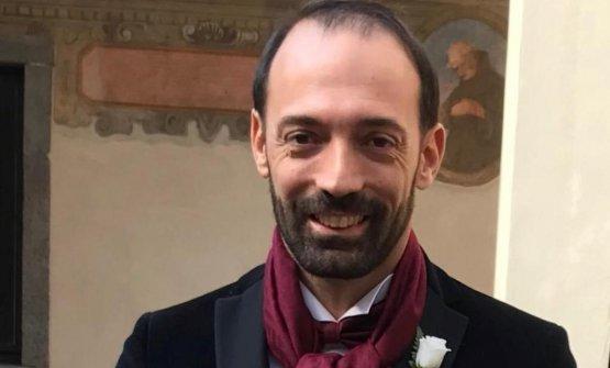 Umberto Trani, dal 2012 hotel manager del Therasia