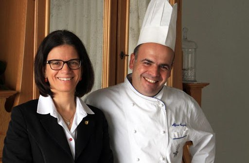Mariella e Alfonso Caputo